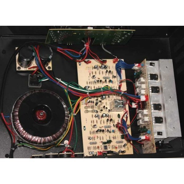 Ibiza Amp 1000 Power Amplifier Sono Sonology Toulouse
