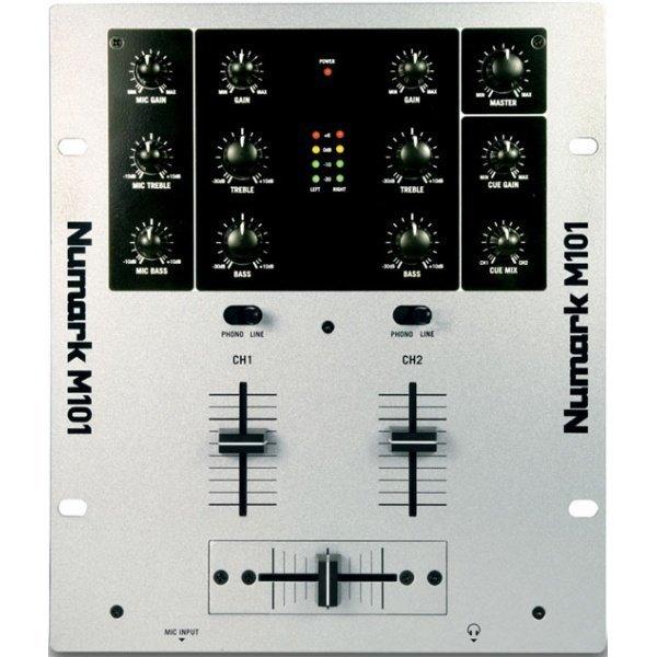 Numark m101 usb table de mixage dj auditorium26 toulouse - Table de mixage vinyle ...
