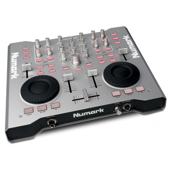 Numark omni control controleur dj auditorium26 toulouse - Table de mixage professionnelle studio ...