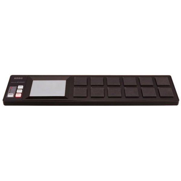 korg nanopad black controller midi sonology toulouse. Black Bedroom Furniture Sets. Home Design Ideas