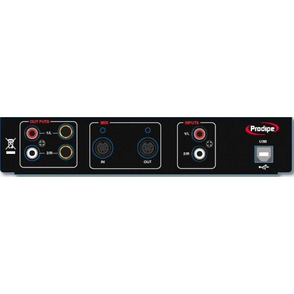 prodipe studio 22 pro usb audio interface sonology toulouse. Black Bedroom Furniture Sets. Home Design Ideas