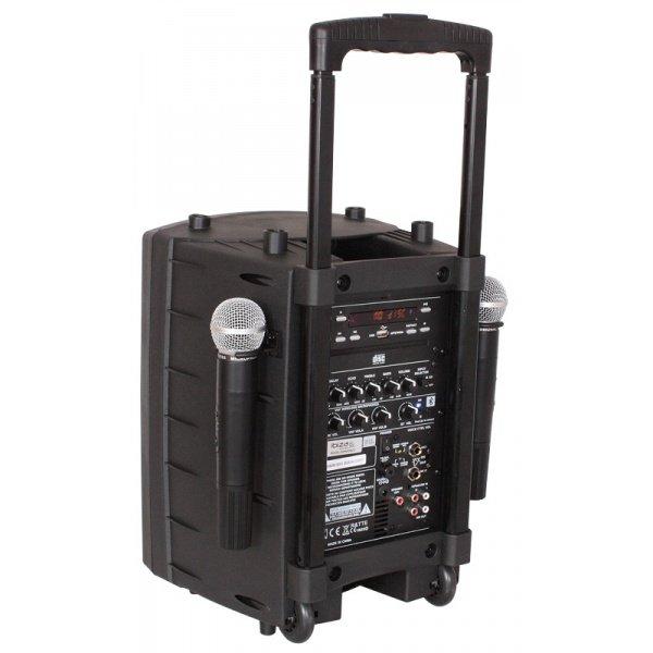 Ibiza Nomad8cd Speaker Portable Auditorium26 Toulouse