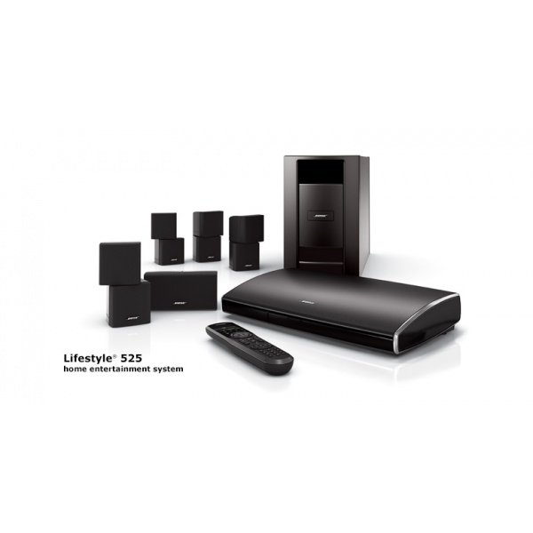 bose syst me home cin ma lifestyle 525 s rie ii enceintes auditorium26 toulouse. Black Bedroom Furniture Sets. Home Design Ideas