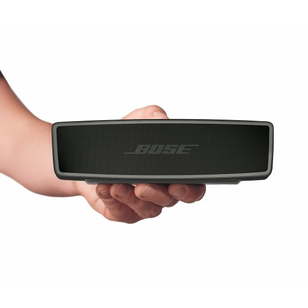 bose enceinte bluetooth soundlink mini ii noir enceintes. Black Bedroom Furniture Sets. Home Design Ideas