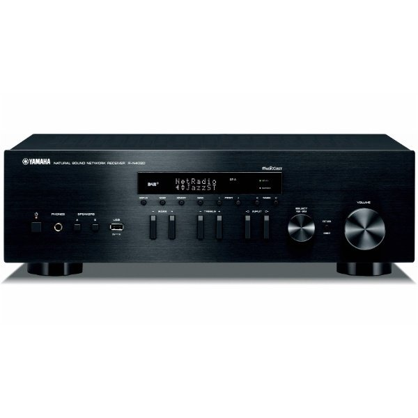 yamaha r n402 amplificateur hifi dlna sonology toulouse. Black Bedroom Furniture Sets. Home Design Ideas