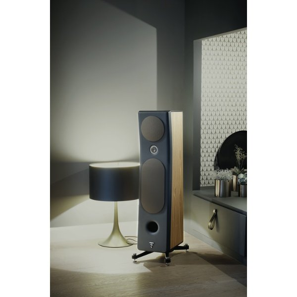 Focal KANTA N2 Dark Grey - Walnut ( Unit )