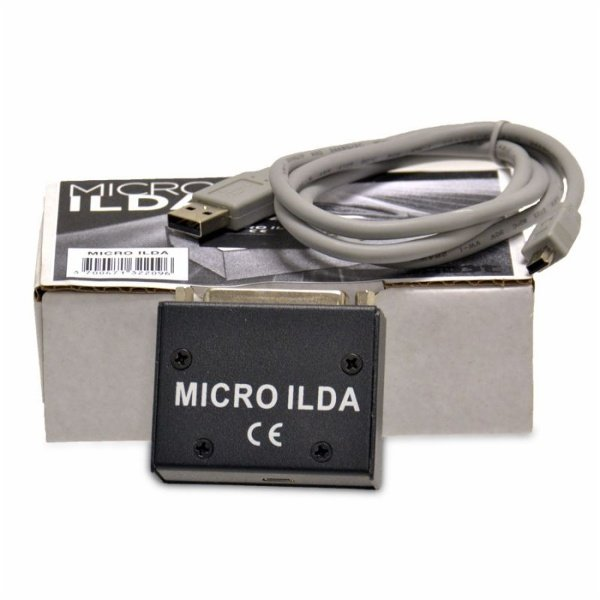 Ghost MICRO ILDA INTERFACE LASER