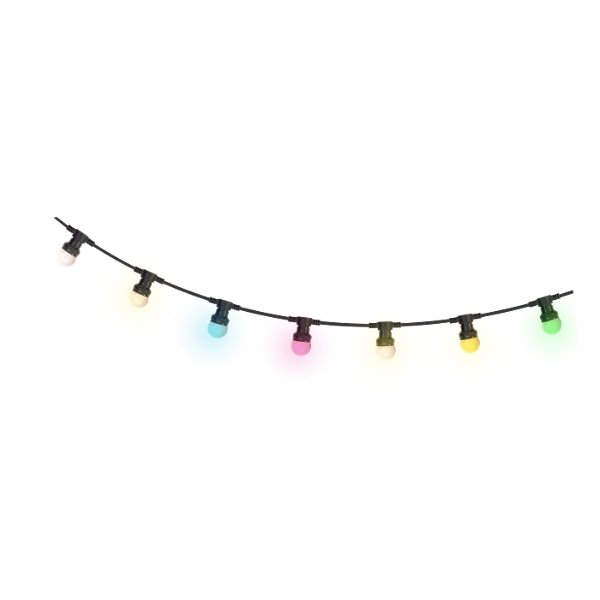 Ibiza LEDSTRING-COLOR