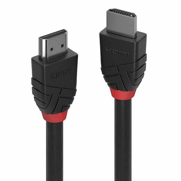Lindy Câble HDMI High Speed Black Line 3m