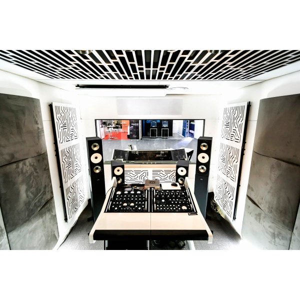 ACOUSTIC TREATMENT | Pro audio